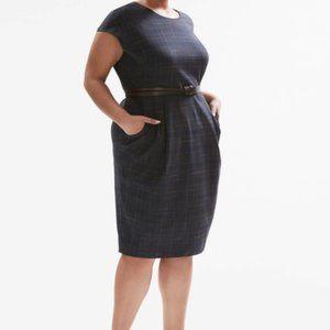 MM LaFleur Masha plaid dress +2